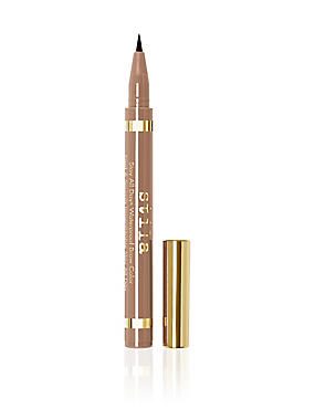 Stay All Day® Waterproof Brow Colour 0.7ml, BLONDE, catlanding