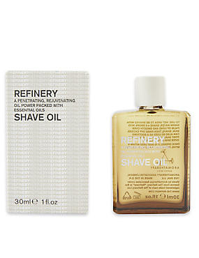 Shave Oil 30ml, NO COLOUR, catlanding