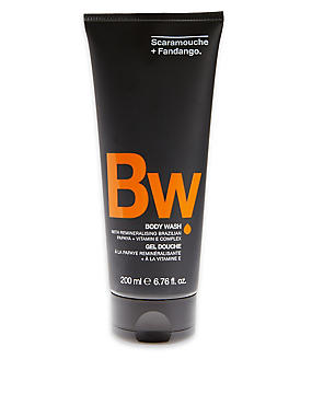 Body Wash 200ml, , catlanding