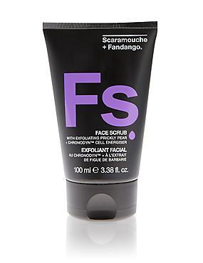 Face Scrub 100ml, , catlanding