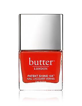 Patent Shine 10X™ 11ml, ORANGE, catlanding
