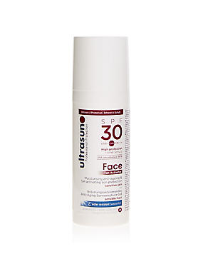 Face Tan Activator SPF30 50ml, , catlanding