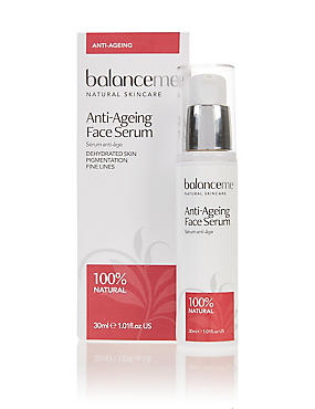 Anti-Ageing Face Serum 30ml, , catlanding