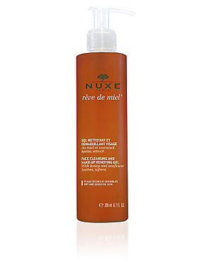 Rêve de Miel® Face Cleansing & Make-Up Removing Gel 200ml, , catlanding