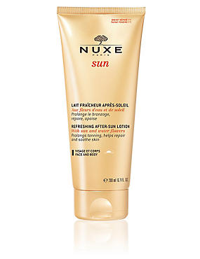 Refreshing After-Sun Lotion for Face & Body 200ml, , catlanding