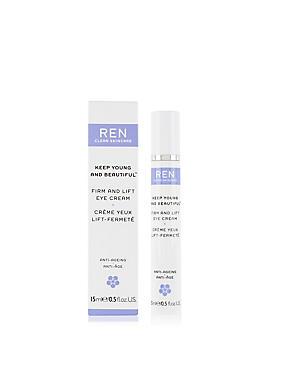 Keep Young & Beautiful Anti-Ageing Eye Cream 15ml, , catlanding