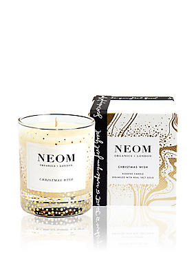 Christmas Wish Scented Candle 1 Wick 150 g, NO COLOUR, catlanding