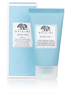 Zero Oil™ Oil-Free Lotion with Saw Palmetto & Mint 50ml, , catlanding
