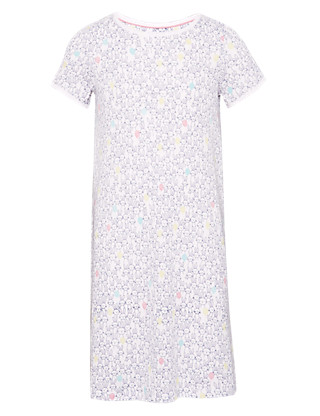 Bunny Nightdress (5-14 Years) Clothing