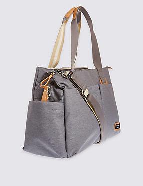Travel Shoulder Changing Bag, , catlanding