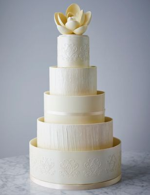 Collections Serenity Chocolate Wedding Cake Available to order until
