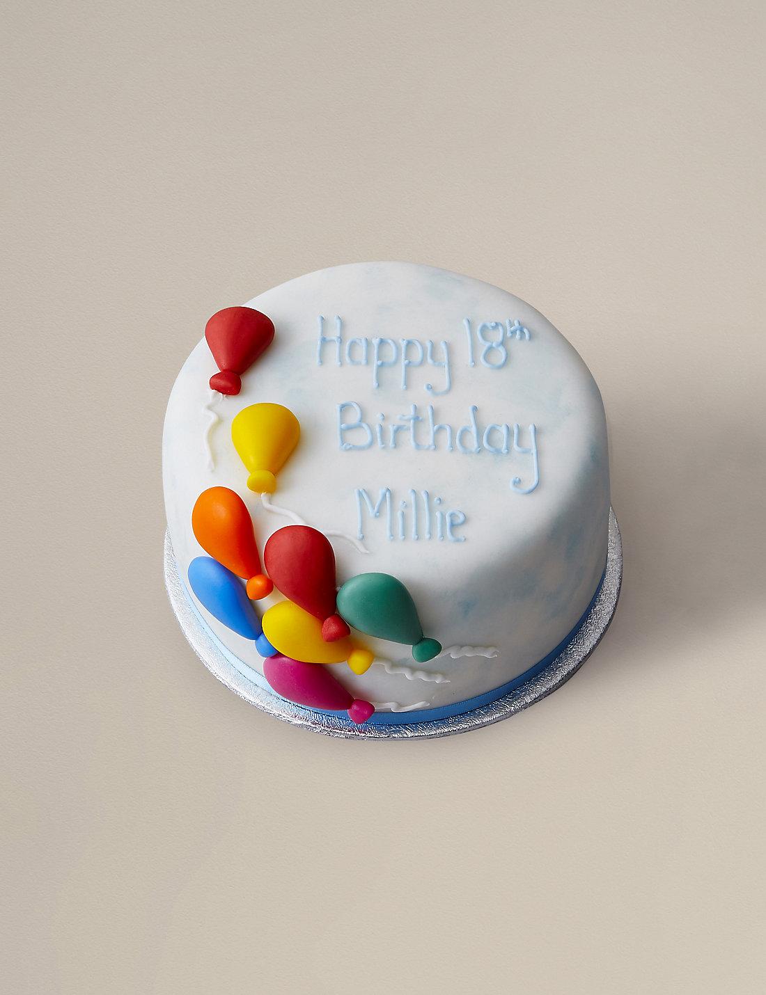 Birthday cake candles balloon m s birthday cake candles balloon m s ...