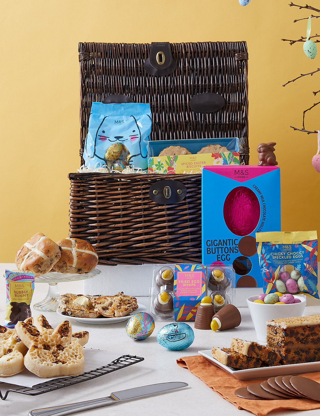 Family easter hamper ms family easter hamper negle Images