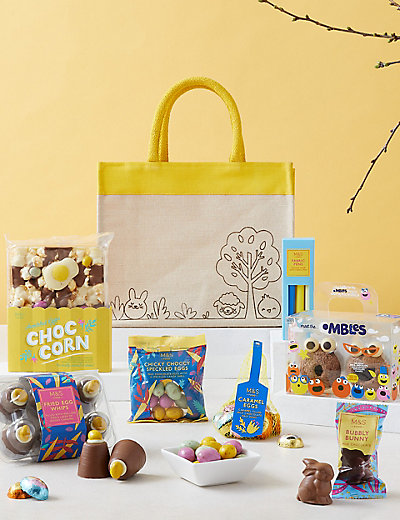 Easter treats from ms ms easter treats from ms hampers mouse over to zoom negle Image collections