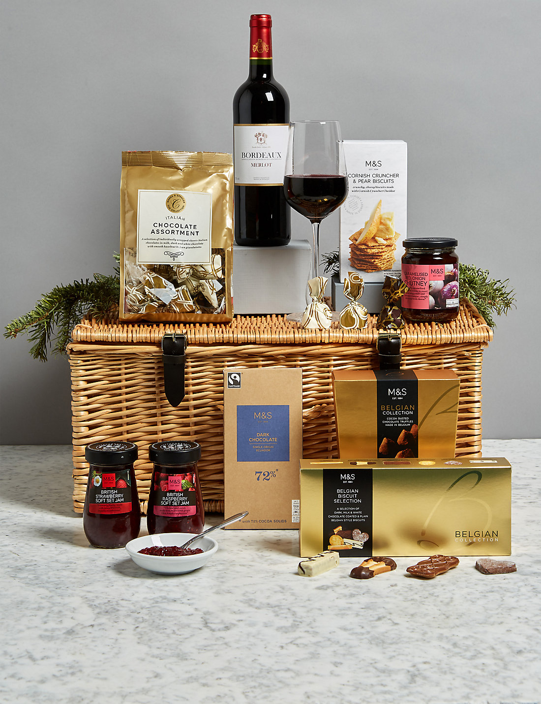 M And S Bathroom Accessories Wine Gifts Wine Gift Sets Baskets Hampers For Him Her Ms