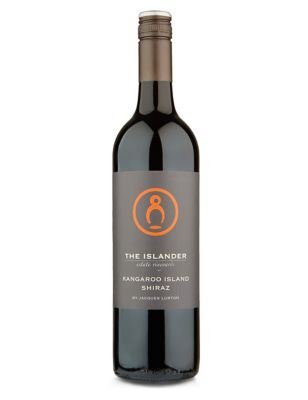 The Islander Kangaroo Island Shiraz 2016, 
