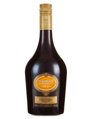 Chocolate & Peanut Cream - Case of 6