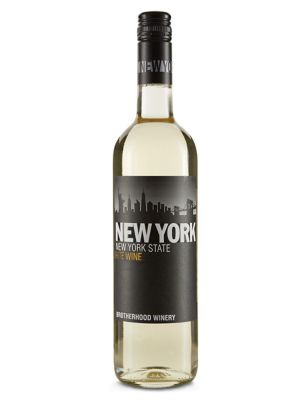 New York State White 2015