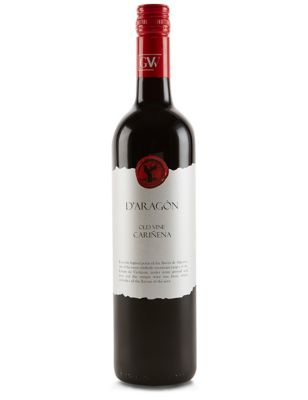 D'Aragon Old Vine Carinena 2015