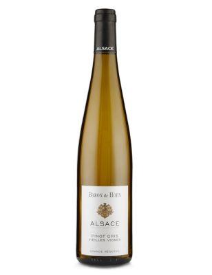 Cave de Beblenheim Baron de Hoen Pinot Gris Vieilles Vignes, Alsace, France 2014