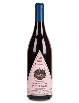 Au Bon Climat Pinot Noir La Bauge, Santa Maria Valley, California, USA 2012