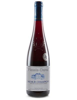 Plessis-Duval Saumur-Champigny France 2015