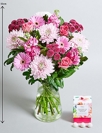 Large Mothers Day Bouquet With Free Chocolates Pre Order Available From 6th March