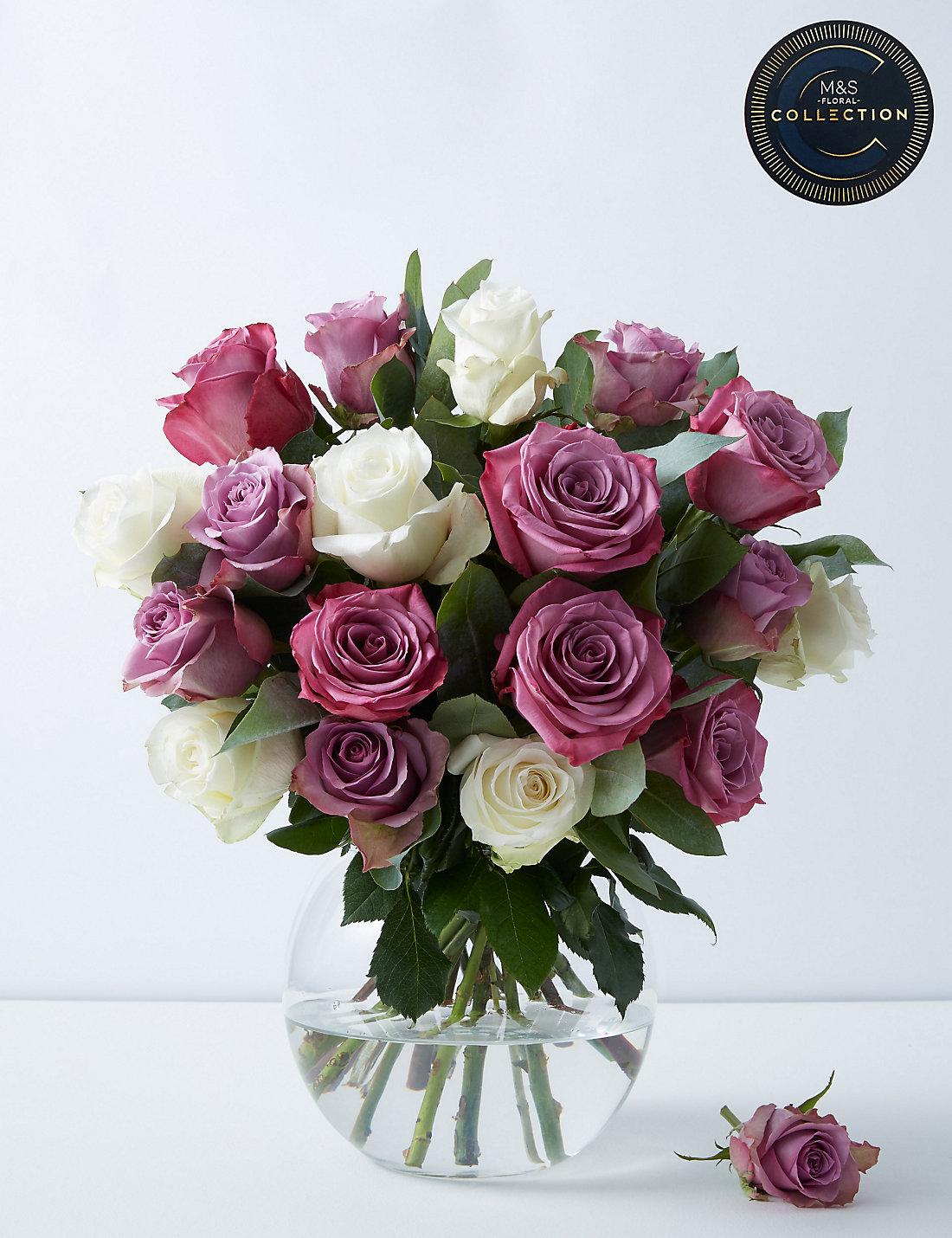 engagement autograph flowers m u0026s