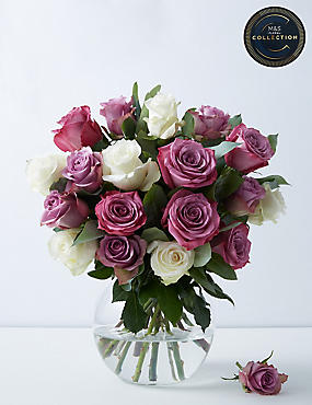The Collection Lilac Moon Flower Bouquet