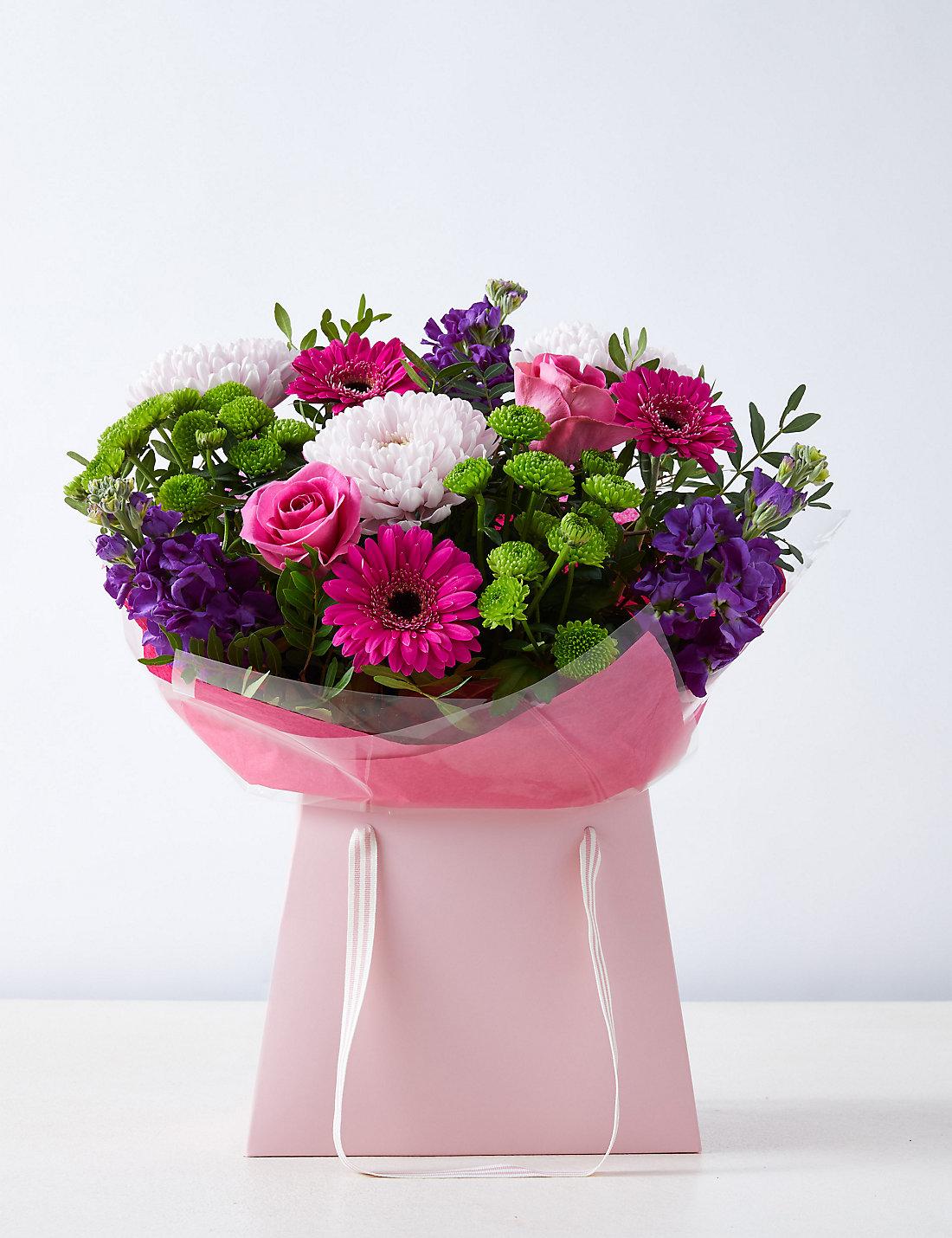 Birthday gifts presents birthday ideas ms happy birthday bouquetta dhlflorist Gallery