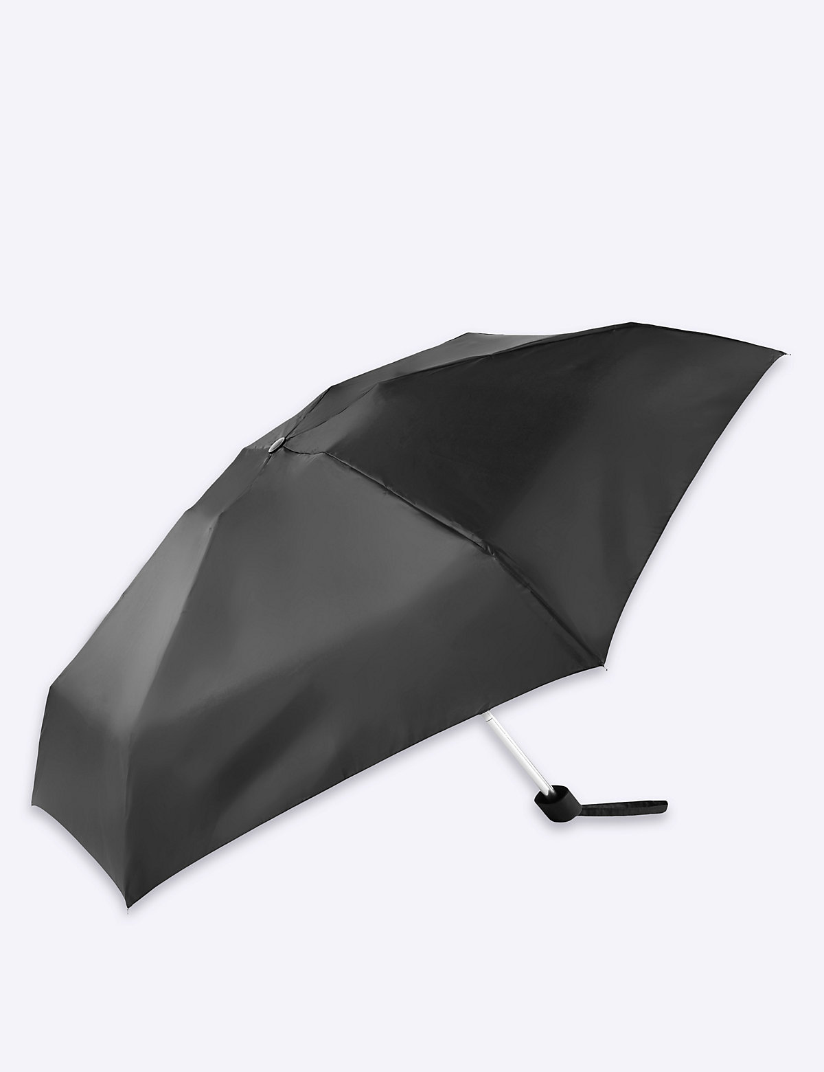 M&S Collection Compact Umbrella with Stormwear