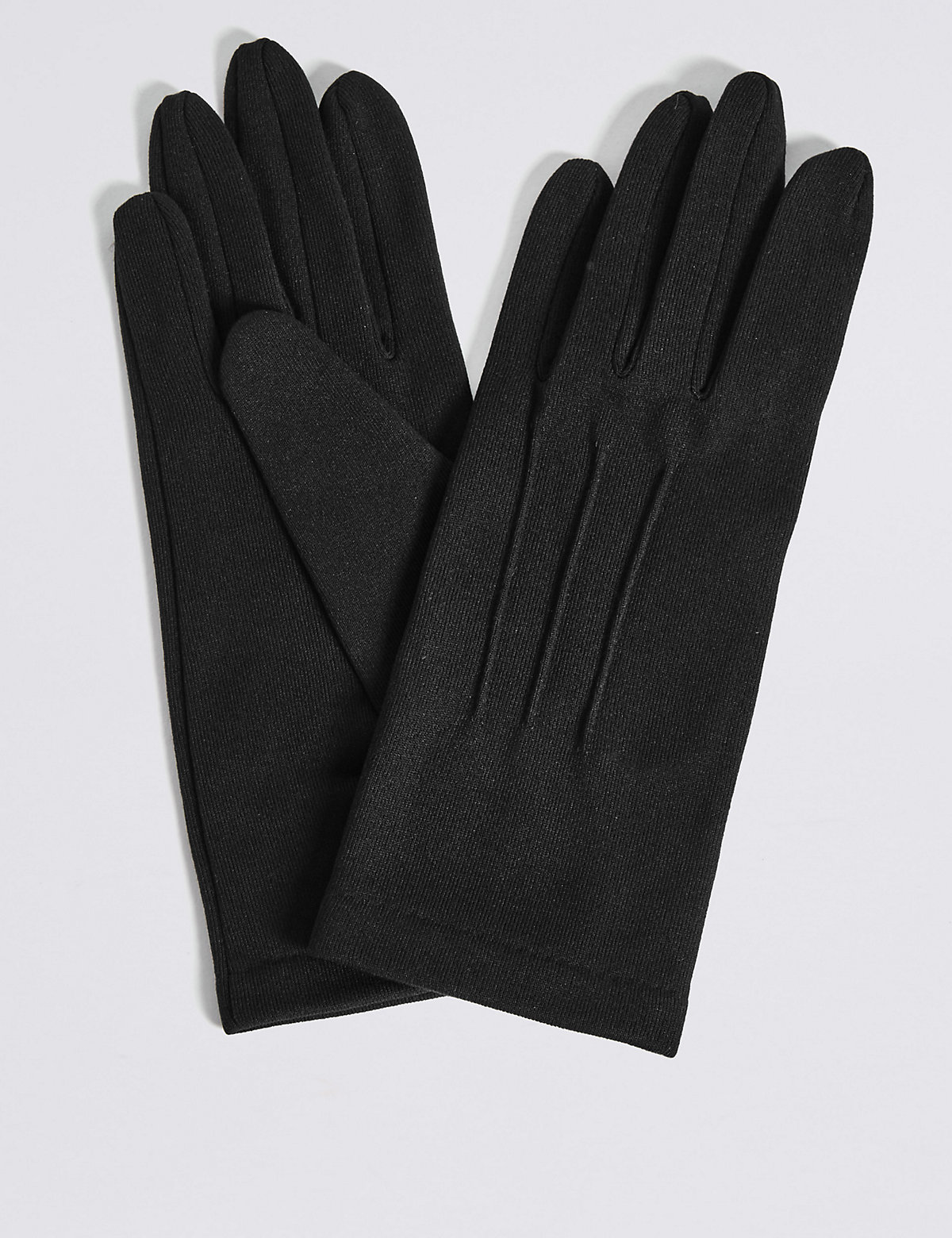 M&S Collection Stitch Detail Gloves