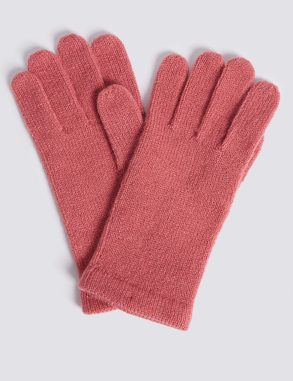 M Amp S Collection Knitted Gloves 163 6 00 Gay Times