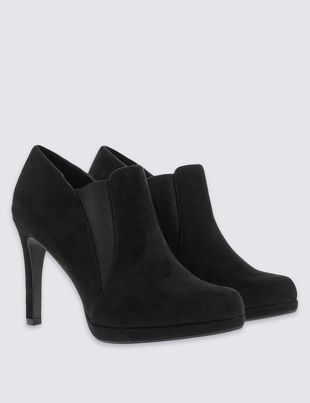 M&S Collection Platform Shoes Boot with Insolia