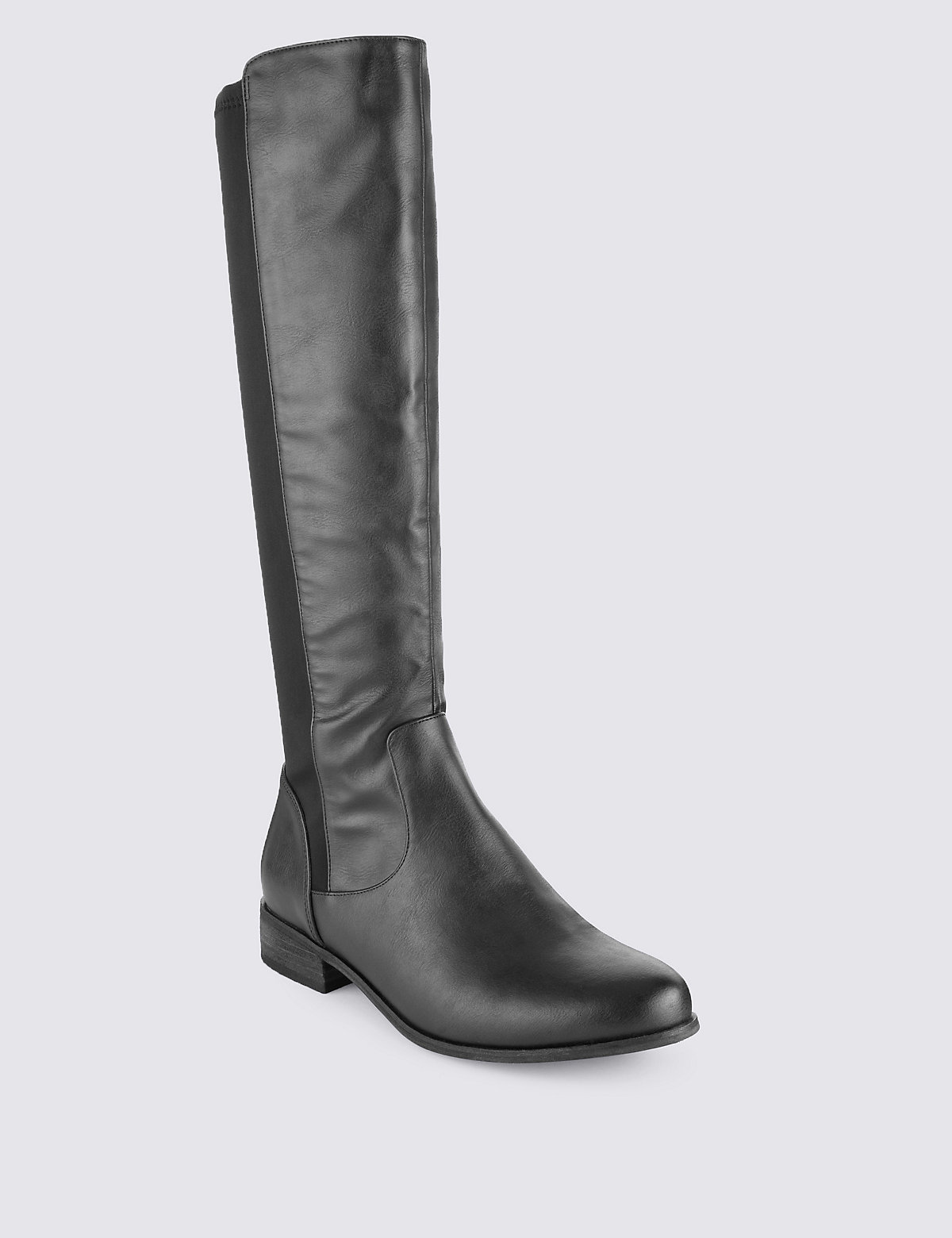 M&S Collection Riding Boots with Insolia Flex