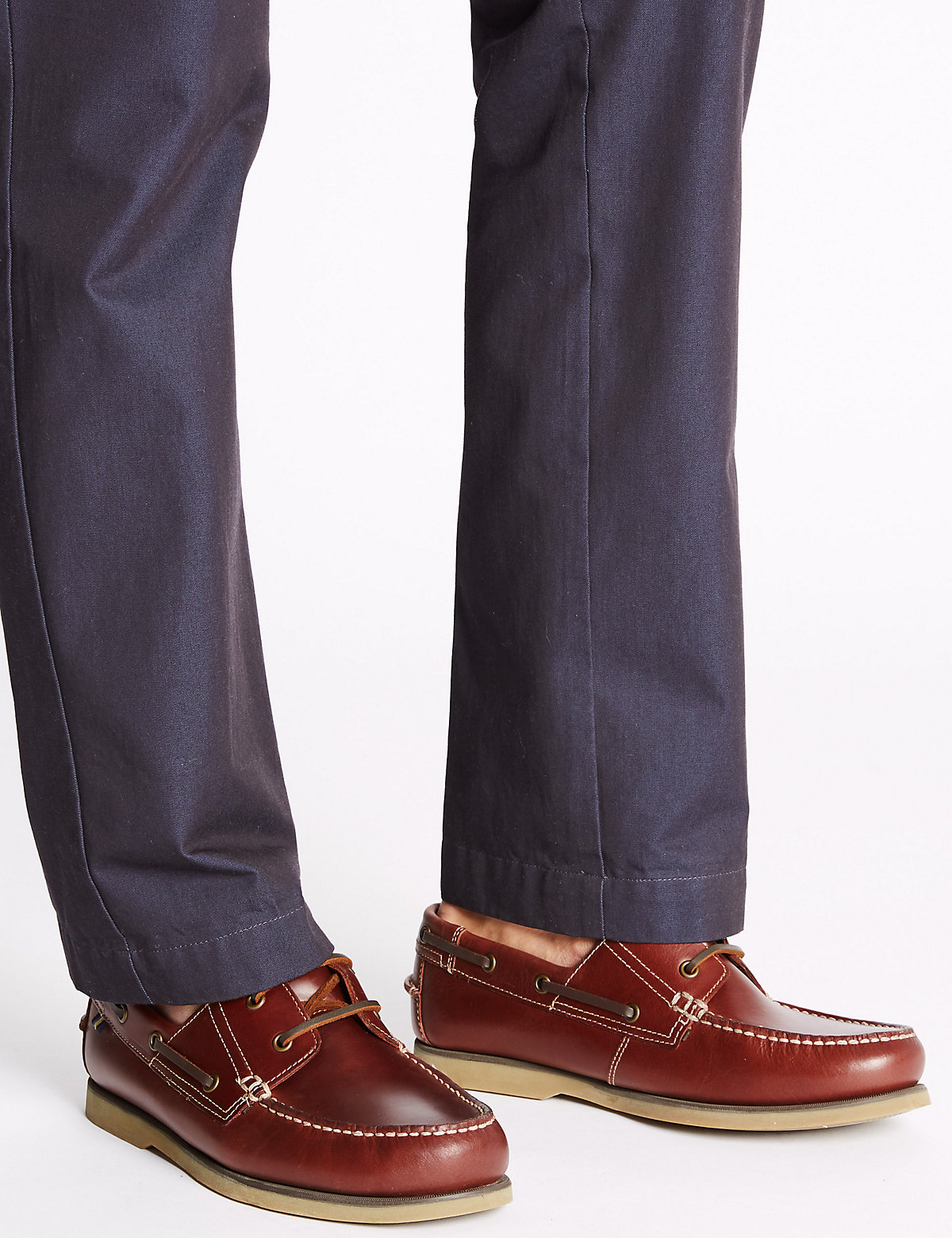 Marks And Spencer Mens Boat Shoes