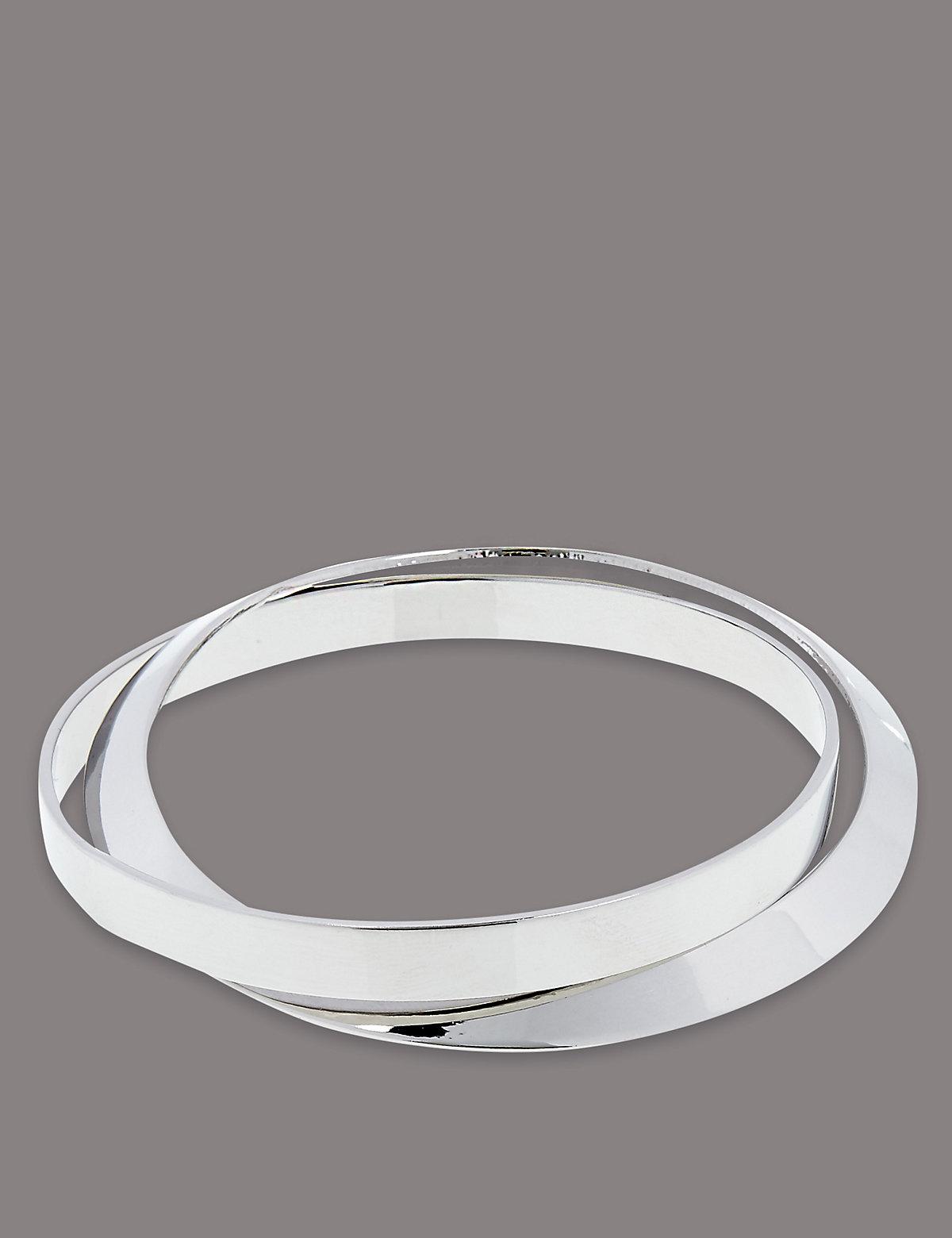 Autograph Clean Circle Bracelet