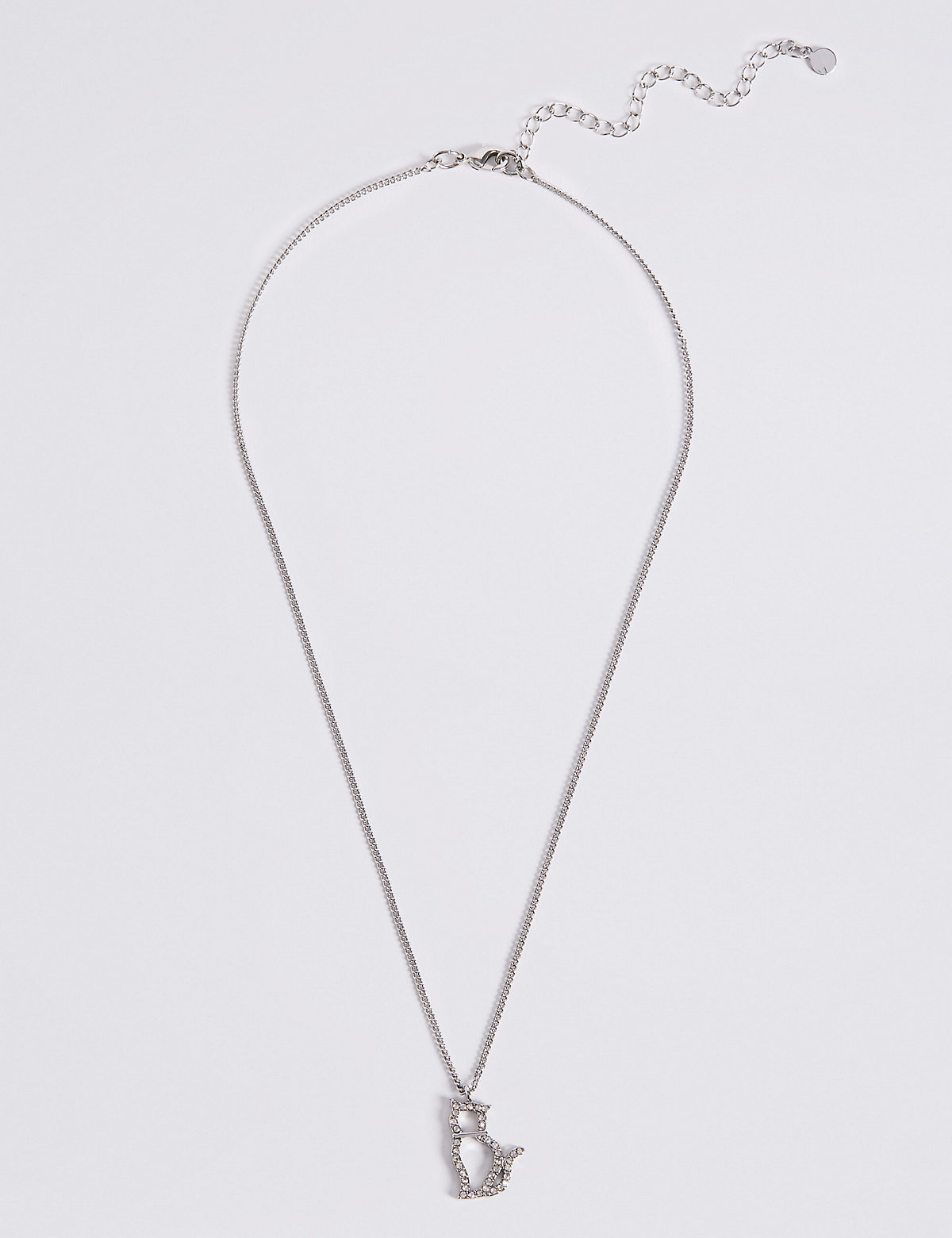 M&S Collection Animal Shaped Pendant Necklace