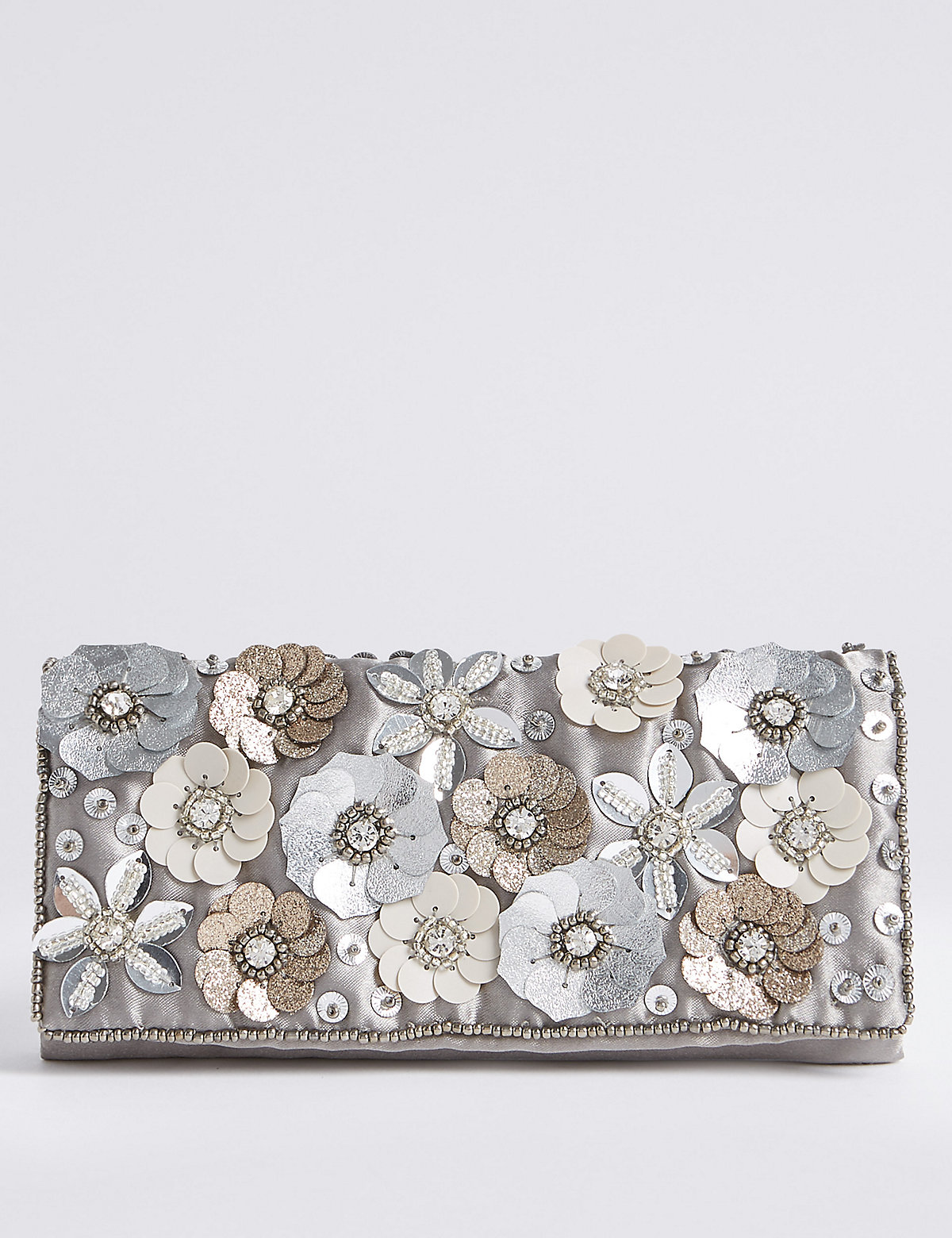 Image of M&S Collection Glimmer Flower Jewellery Wrap