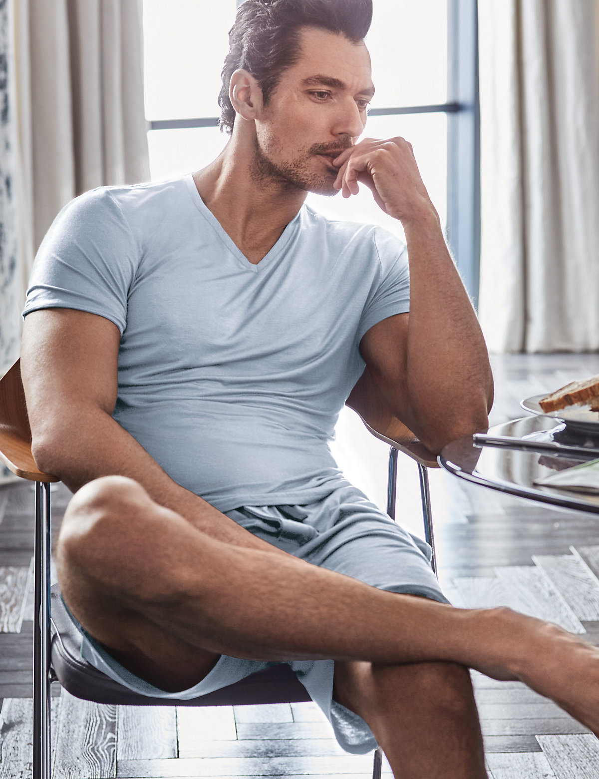 David Gandy for Autograph Supersoft MicroModal Pyjama Shorts