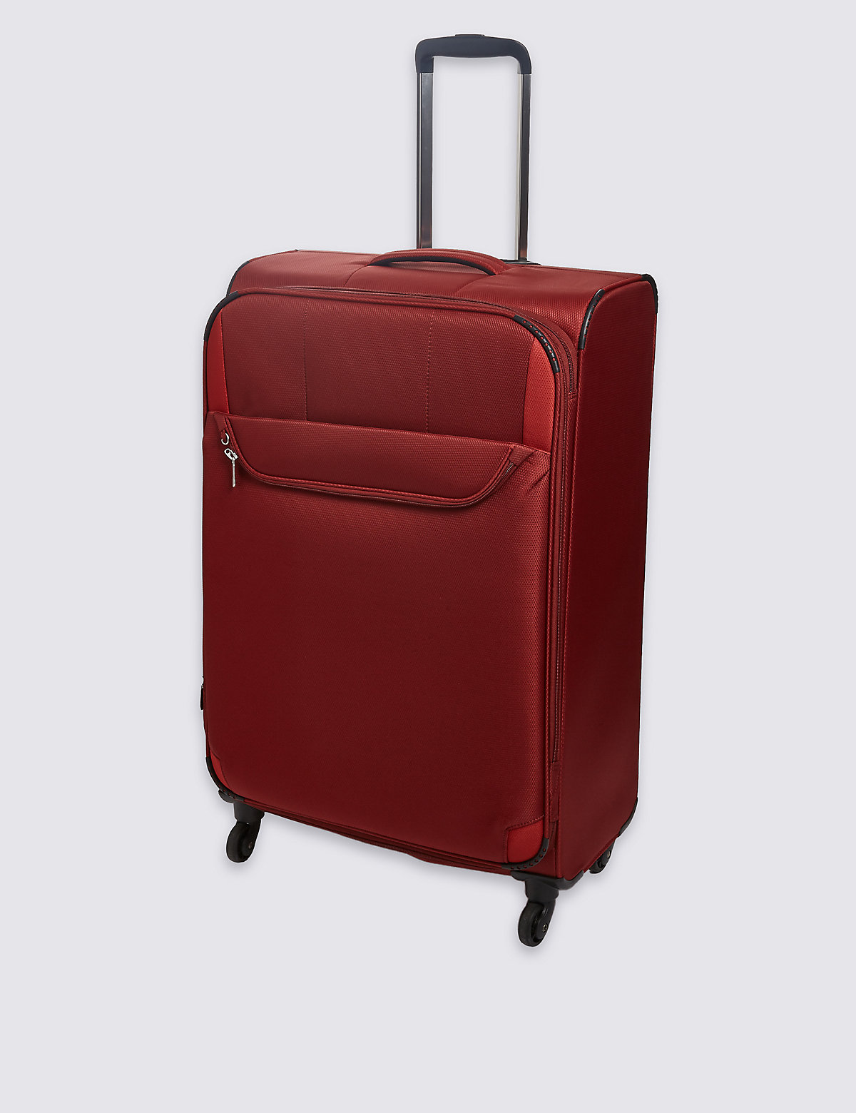 M&S Collection Super Lightweight 4 Wheel Large Suitcase