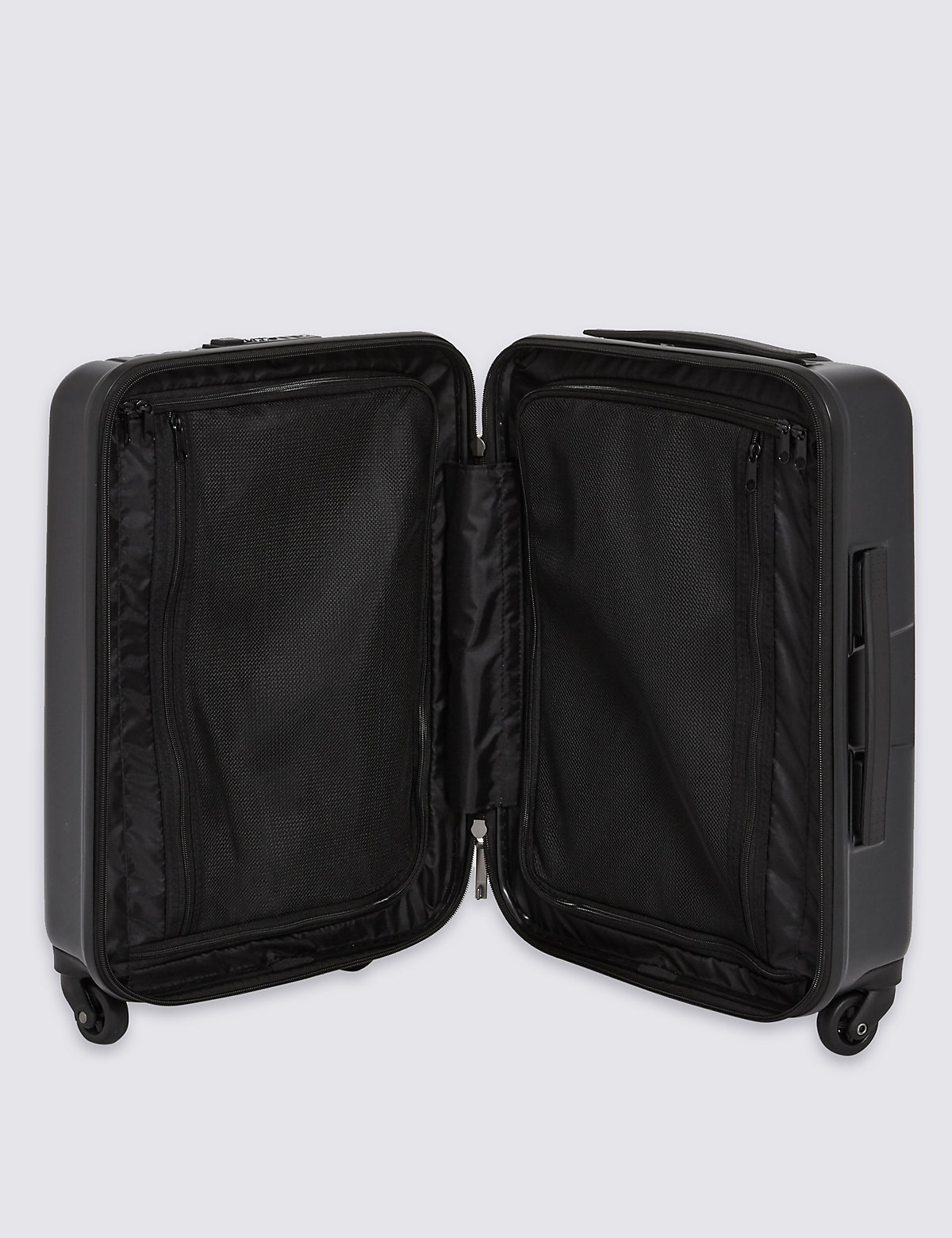 M&S Collection 4 Wheel Cabin Suitcase