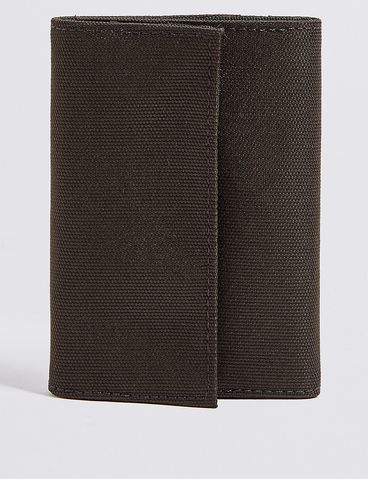 Image of M&S Collection Scuff Resistant Cordura Tri-fold Wallet with Cardsafe