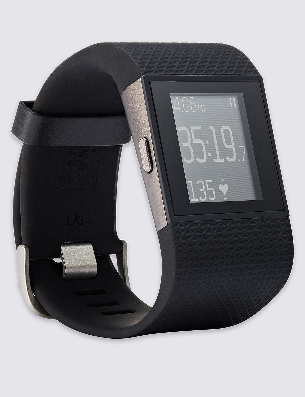 Fitbit Fitbit Surge Wireless Activity Super Watch (Small)