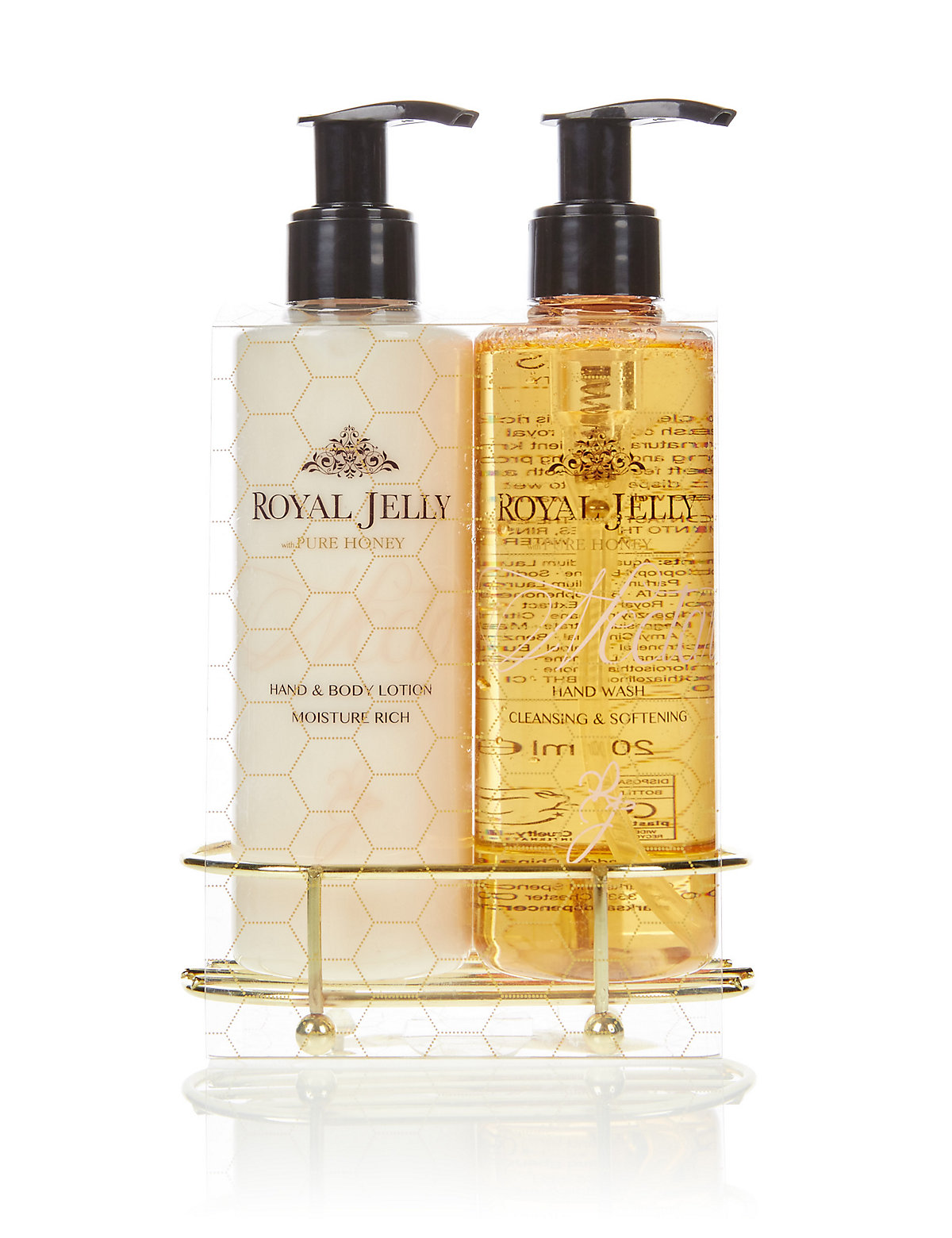 Royal Jelly Twin Rack