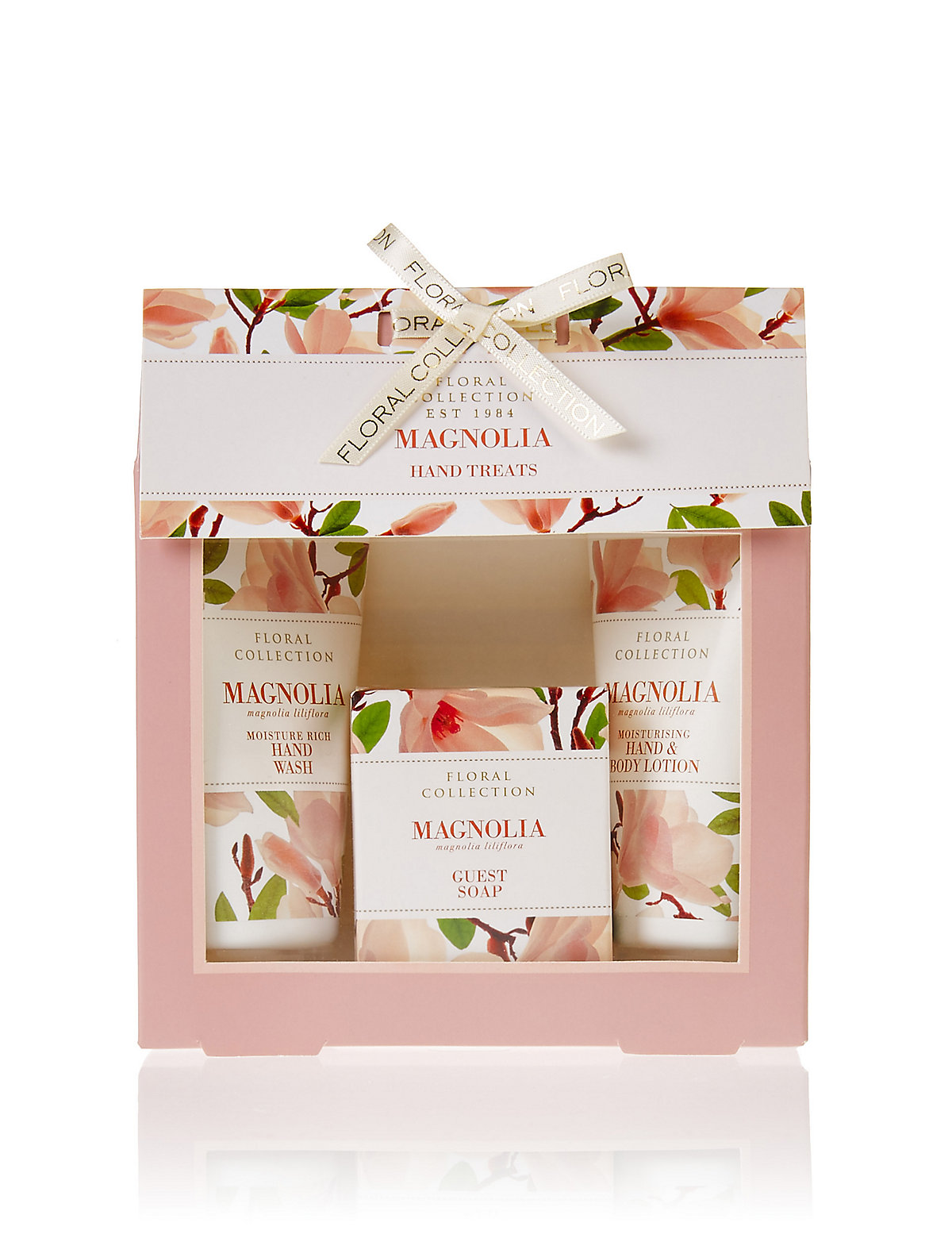 Floral Collection Magnolia Mini Gift Set