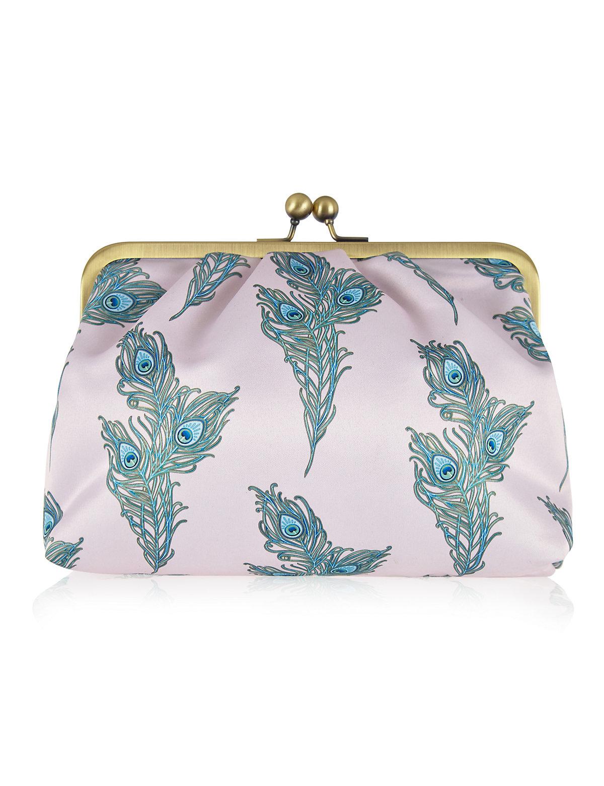 Downton Abbey Cosmetic Bag $12.50 AT vintagedancer.com