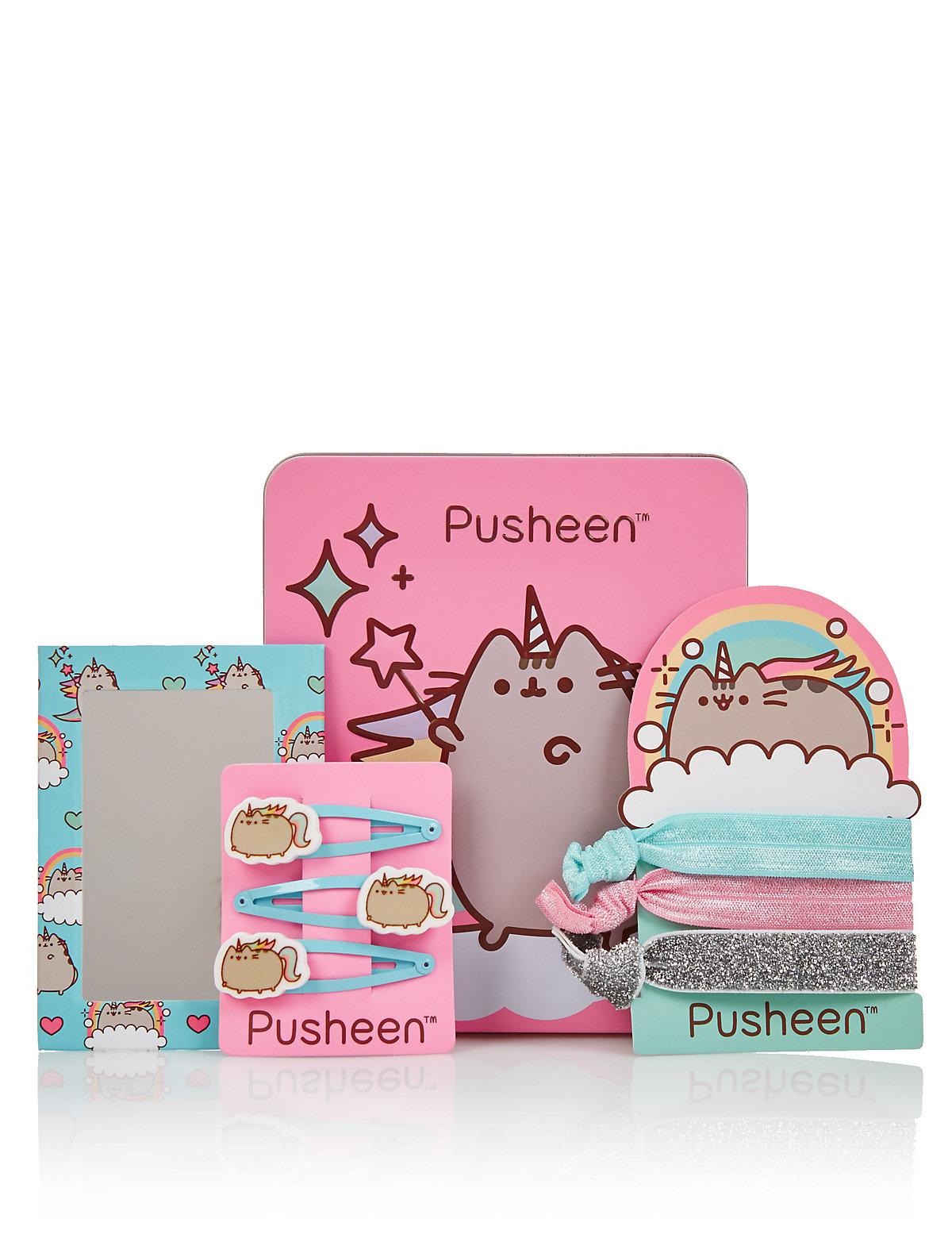 Pusheen Hair Tin