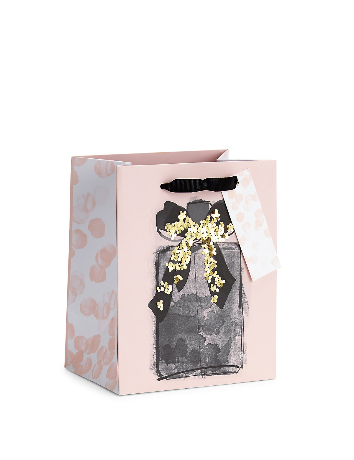 Perfume Bottle Small Gift Bag