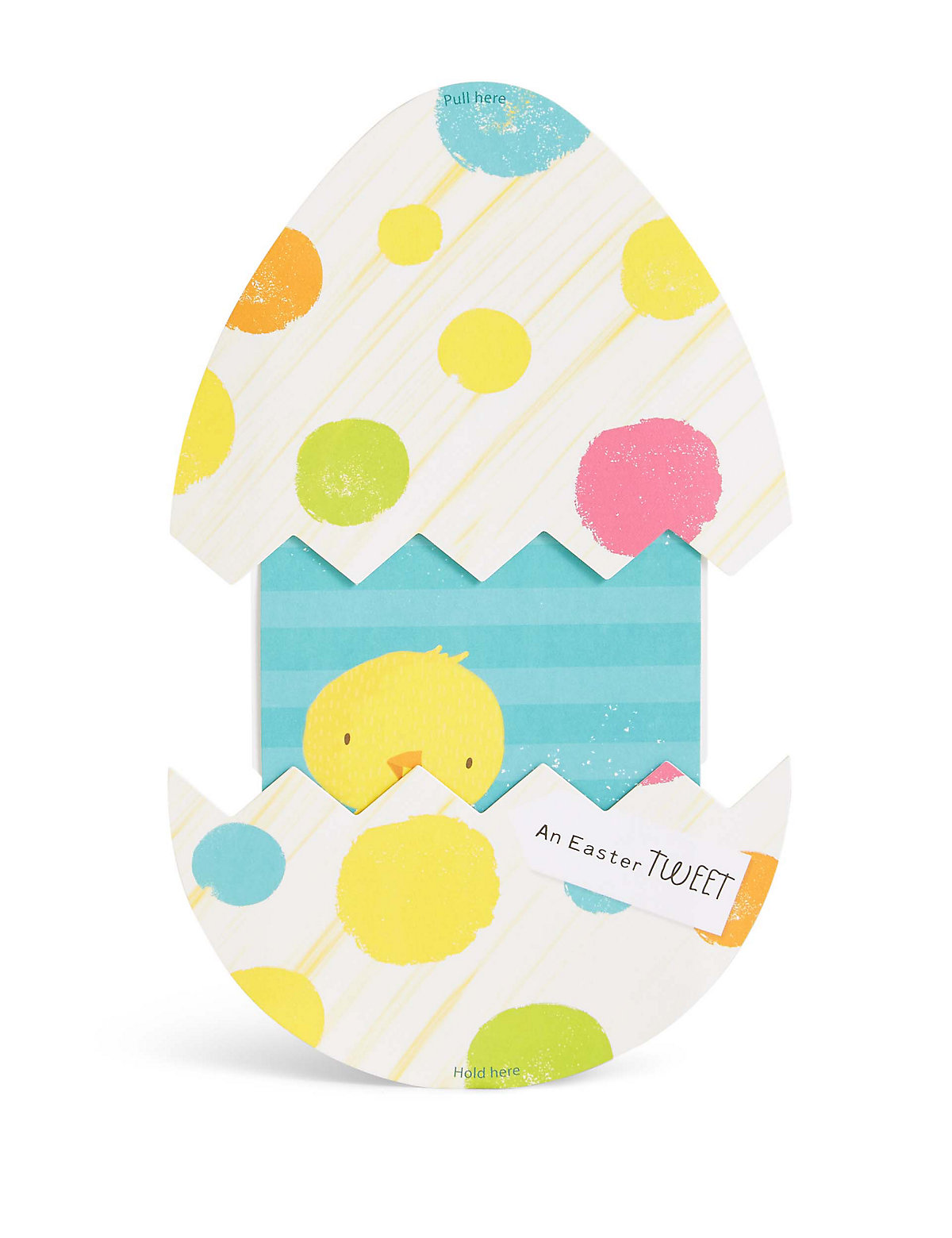 Egg-stra Special Money Holder Easter Card